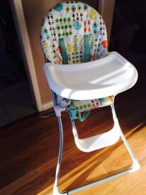 Highchair, Mother and Papas