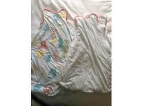 Gro Company 2.5 tog 6/18 mth sleep bags