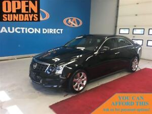 2014 Cadillac ATS 2.0L Turbo AWD! FINANCE NOW!