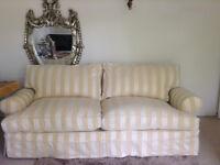John Lewis TETRAD Havana GRANDE Sofa - Feather Cushions - Loose Covers *Poss Delivery*