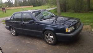 1996 volvo 850 gls sedan