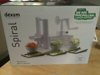 Dexam Spiralizer --- New in box