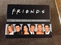 Friends DVD Boxset
