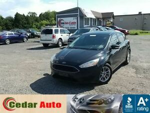 2015 Ford Focus SE - Backup Camera - Managers Special