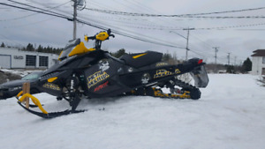 2013 skidoo 800 etec and tacoma 09