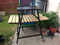 LARGE BIRD/RODENT CAGE TABLE