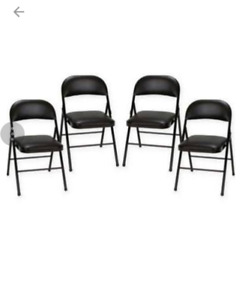 Wanted folding chairs