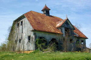 $$ Paid 4 Old Barn Stuff / Farm Doors / Cast iron / Milk Cans