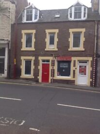 Large 3 Bedroom Town House For Let in Crieff, Perthshire