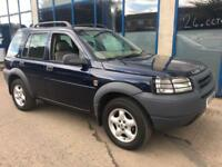 Land Rover Freelander 1.8 GS 5 DOOR - 2001 51-REG - FULL 12 MONTHS MOT