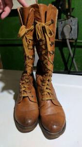 Patrizia Tan/Copper Boots