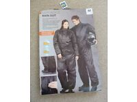Motorcycle Rain Suites Sizes M and XXL