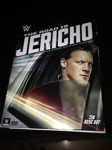 WWE - Chris Jericho 3 Disc DVD Set