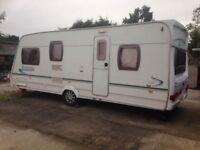 Luner Lexon DS 2005 5 birth Caravan