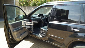 Wheelchair/scooter Accessible Nissan X-Trail