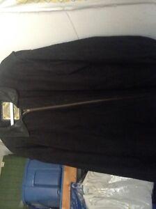 Men's XL Faux Leather Jacket