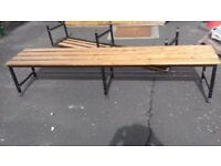 2 X Benches for sale