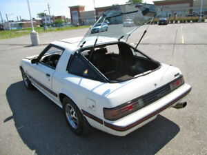 80 RX7 1ST GEN BEST IN COUNTRY ORIG WHITE PAINT RUNS/DRIVES MINT