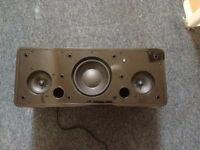 Denver Speaker System with iPod Docking