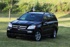 2007 Mercedes-Benz GL-Class Premium Package SUV, Crossover