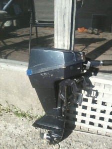 1987 15hp Chrysler/Force outboard