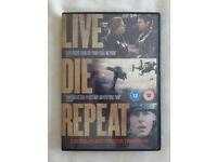 EDGE OF TOMORROW: LIVE DIE REPEAT DVD