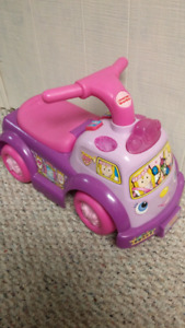 Fisher Price Little People Toddler Ride on toy