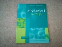 AS/A2 Maths Mechanics for AQA - Excellent condition