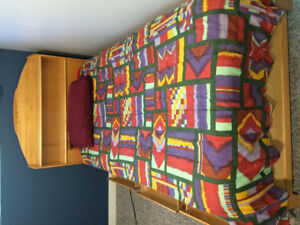 Single/Twin Mates bed for sale