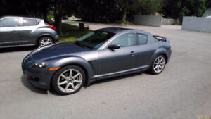 2007 Mazda RX-8 GT - Certified & Emissions tested