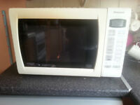 Microwave Combination Oven Panasonic Dimension 4