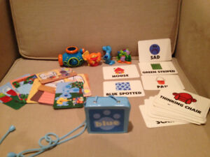 Blues Clues Assorted Toys / Items