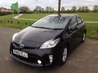 Toyota Prius 2012 One owner 1Yr Mot Like NEW 54K Mileage SAT Nav Reverse Cam Hpi Clear - P/x welcome