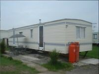 3 BEDROOMS CARAVAN FOR RENT/FANTASY ISLAND, SKEGNESS SAT 12TH -SAT 19TH AUG £400