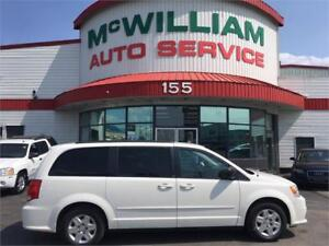 2012 Dodge Grand Caravan SE Low Mileage! Clean Title! A/C!
