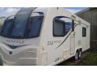 Touring Caravan Bailey Pegasus GT65 Bologna 2013
