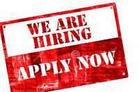 Full time positions available for busy Cellphone Distributor