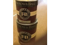Farrow & Ball probably the best paint on the market . + other Materials for sale .