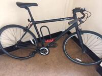 Norco city glide xl single speed road bike
