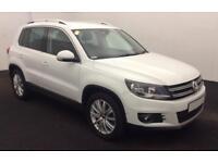 Volkswagen Tiguan Match Edition FROM £77 PER WEEK!