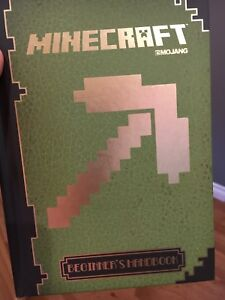 Minecraft beginners book