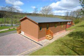 Luxury lodge 36 x 20. 2 bedroom 2bathroom in the beautiful Scottish Borders