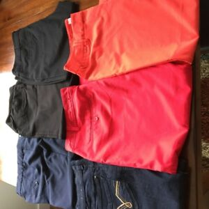 Assorted ladies pants and capris forsale!!