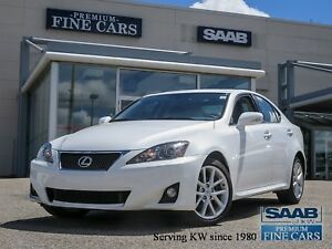 2013 Lexus IS 250 AWD Power Sunroof/Heated Leather