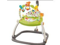 Fisher price baby bouncer jumparoo used only a few times excellent condition £55 Ono