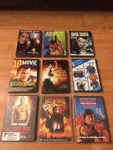 23 DVD movies for $15 total!!!