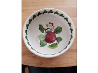 Portmeirion fruit bowl. Excellent condition.