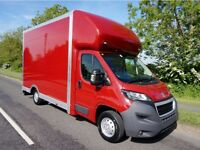 MAN and a VAN......Deliveries, collections and removals.