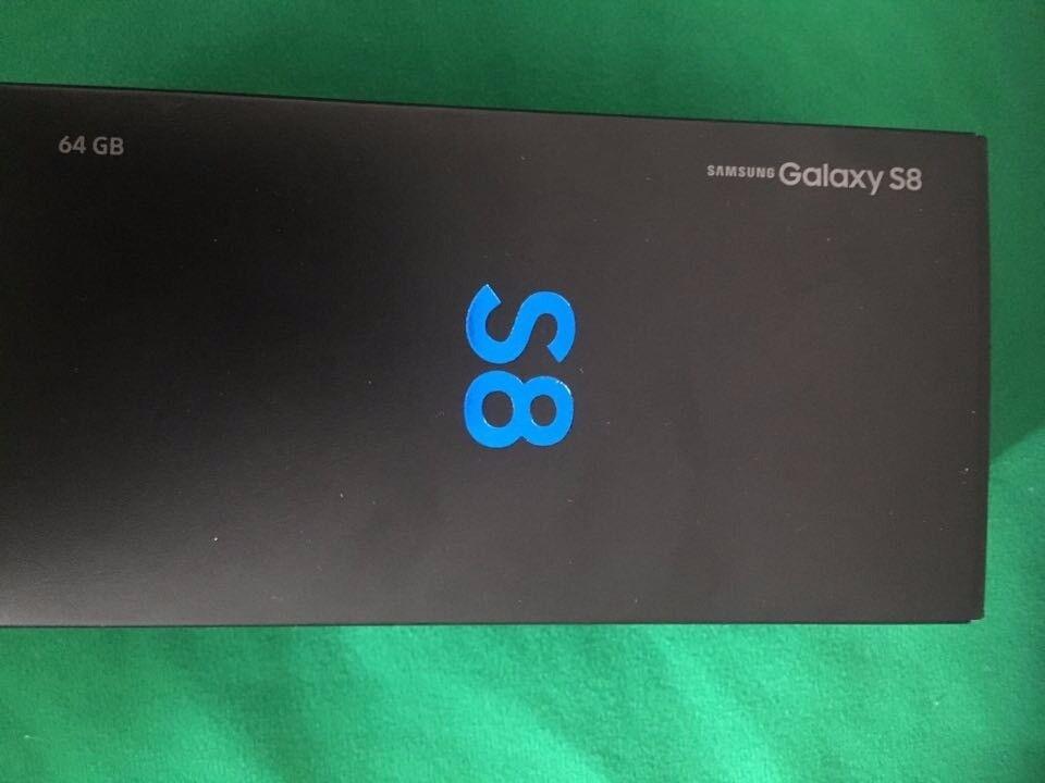 SAMSUNG GALAXY S8 64 GB NEW UNLOCKEDin Slough, BerkshireGumtree - SAMSUNG GALAXY S8 64 GB NEW UNLOCKED IN BOX SAMSUNG GALAXY S8 MIDNIGHT BLACK Product Identifiers Brand Samsung Family Line Samsung Galaxy S8 Model SM G950F Network Unlocked MPN SM G950FZKABTU EAN 8806088686684 Type Smartphone Key Features Storage...