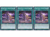 3X SDMY-EN025 Dark Magic Inheritance (1st Edition) Yugioh| Yugi Structure Deck